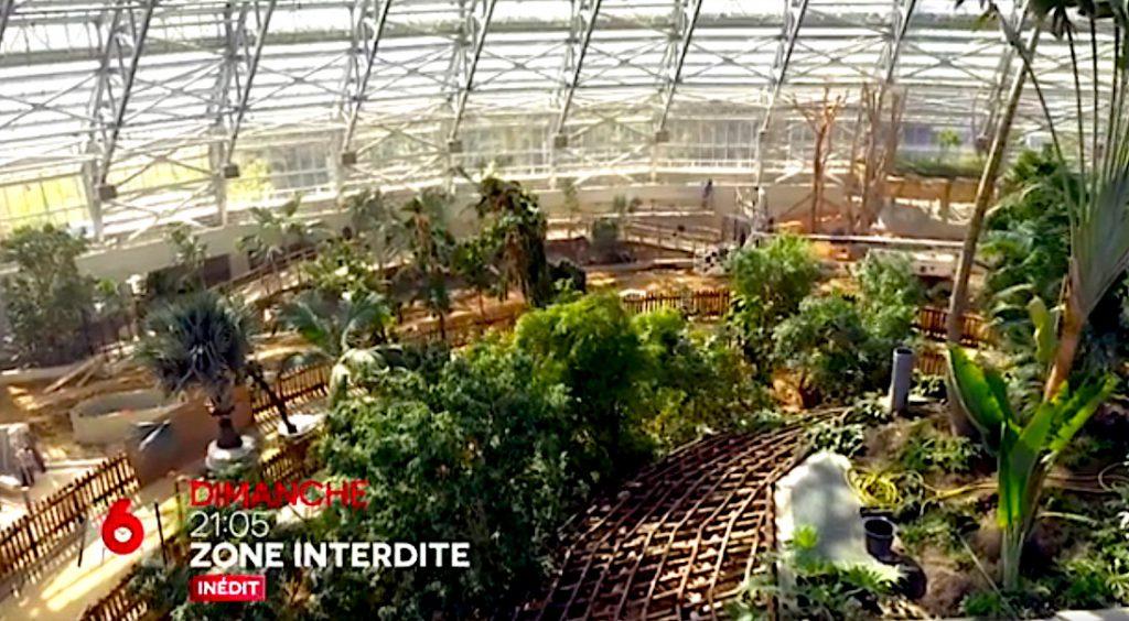 Ou et comment revoir emission M6 zone interdite zoo beauval dome equatorial